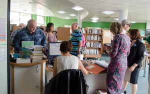 Library Staffed (Saturday)