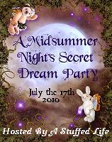 Midsummer Night's Dream Secret Blog Party