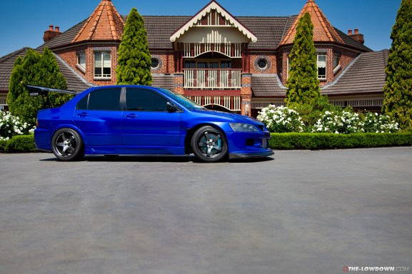 Zomaya's Widebody EVO