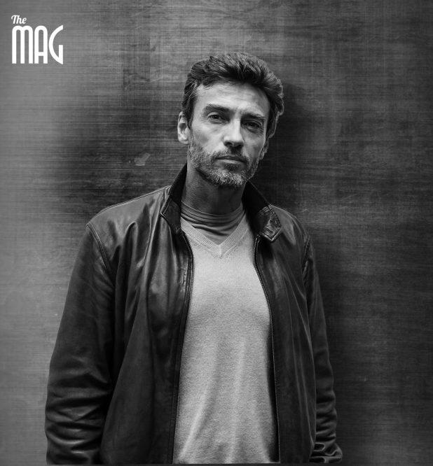 Alessio Boni for the Mag