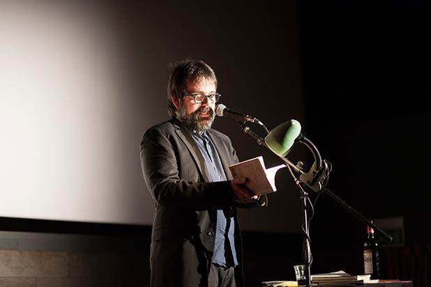 gudio catalano libro microfono