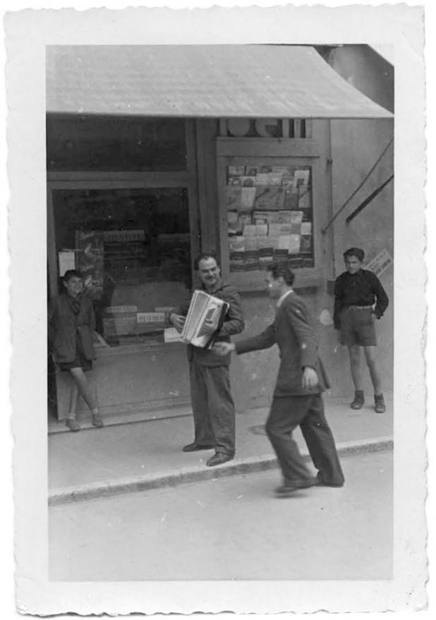 libreria paci giuseppe paci organetto piazza matteotti