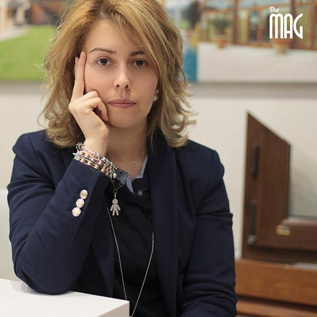Lorenza Bianchi portrait