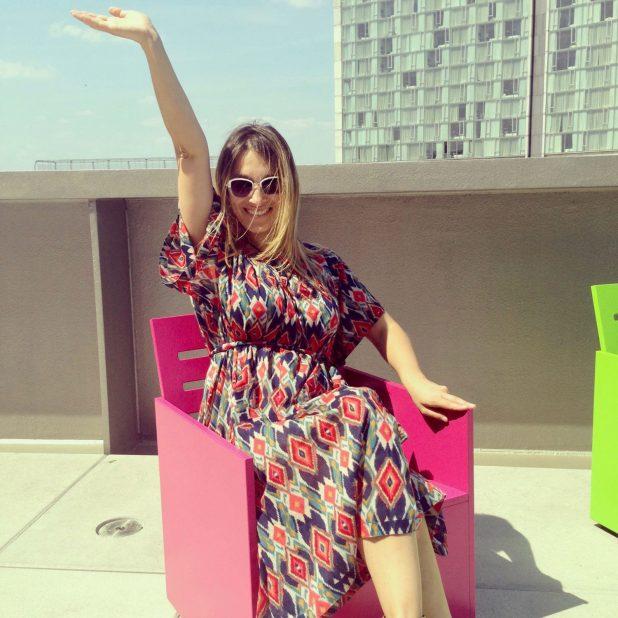Laura Montanari a New York