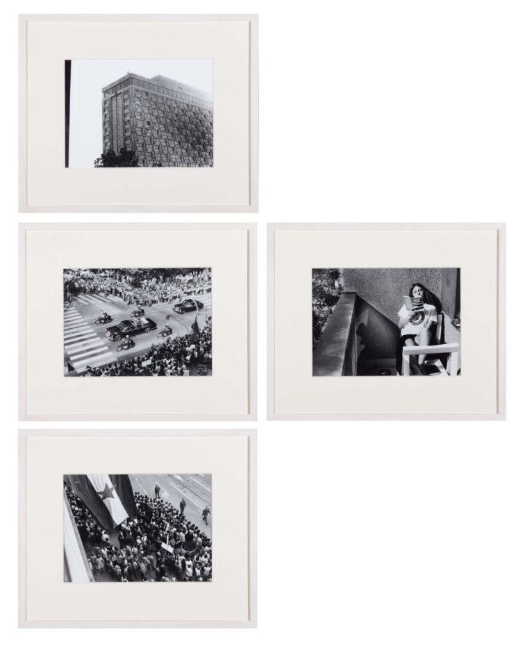 fotografie in bianco e nero di sanja Ivekovic
