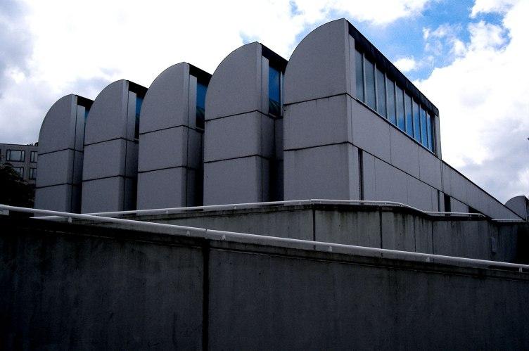 edificio del Bauhaus a Berlino, oggi museo e archivio