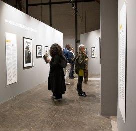Retrospective la mostra dedicata a Robert Capa - foto di Maria Vittoria Malatesta Pierleoni (12)