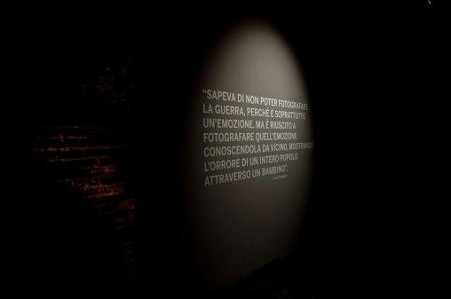 Retrospective la mostra dedicata a Robert Capa - foto di Maria Vittoria Malatesta Pierleoni (17)