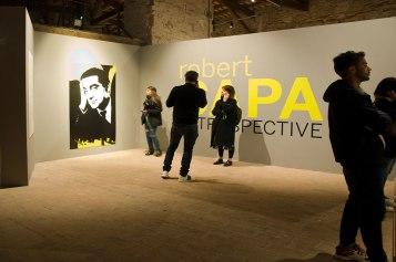Retrospective la mostra dedicata a Robert Capa - foto di Maria Vittoria Malatesta Pierleoni (20)