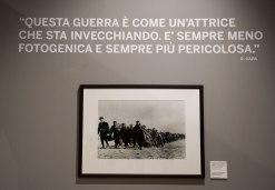 Retrospective la mostra dedicata a Robert Capa - foto di Maria Vittoria Malatesta Pierleoni (5)