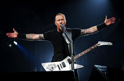Metallica - foto di Henry Ruggeri