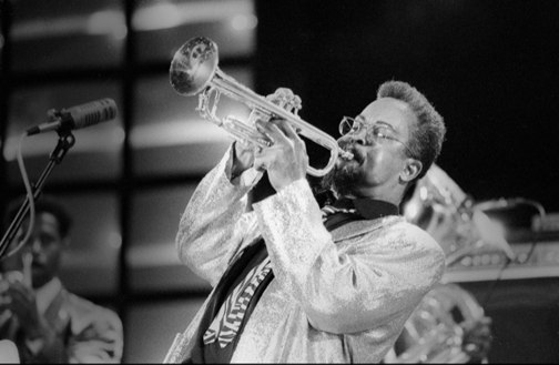 MAURIZIO GONNELLA - Lester Young Art Ensemble of Chicago, Estival Jazz Lugano, 1988