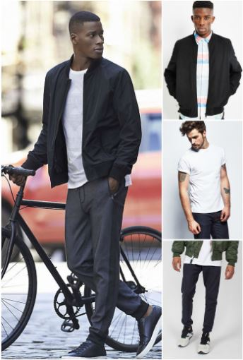joggers-and-bomber-jacket