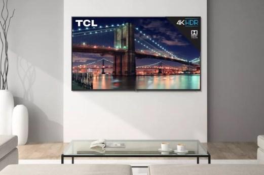 tcl smart roku led tv 4k
