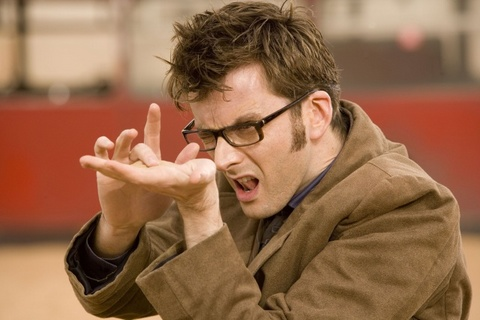 David Tennant in Planet of the Dead