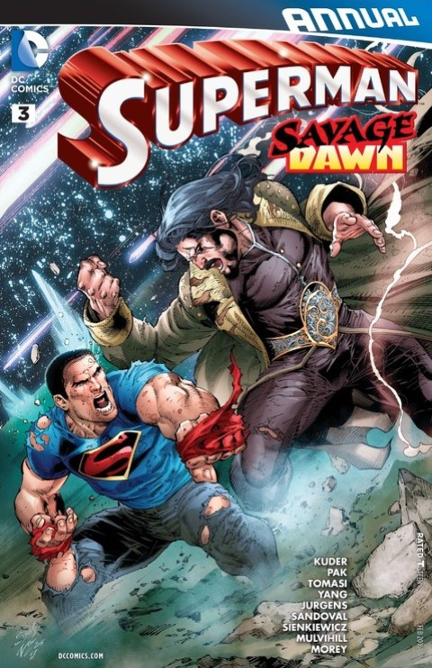 Superman Annual #3
