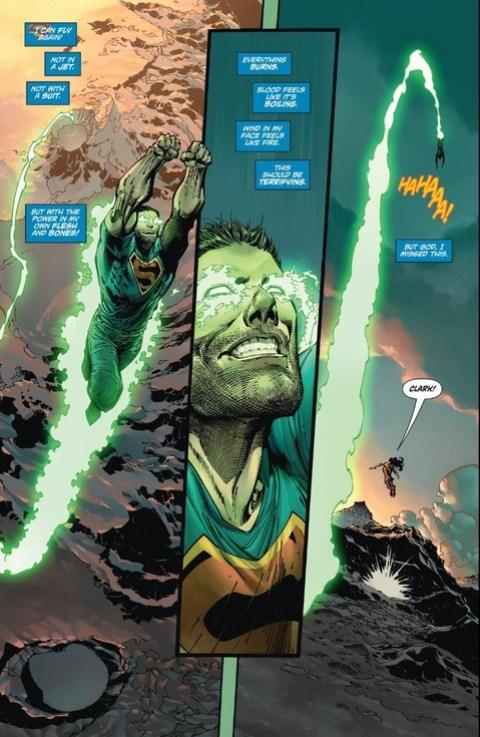 Superman has new powers