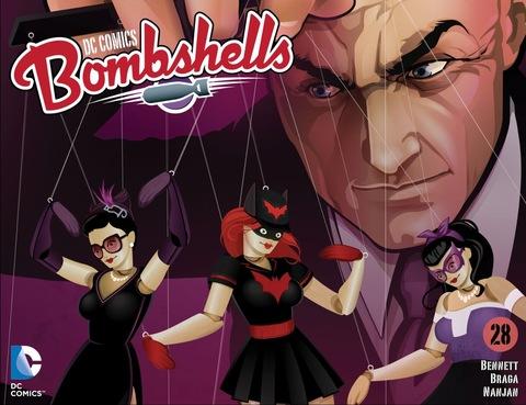 DC Comics Bombshells #28