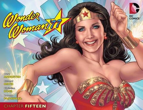 Wonder Woman '77 #15