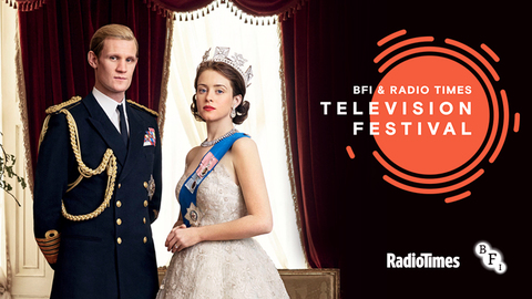 The Crown at the BFI and Radio Times Television Festival