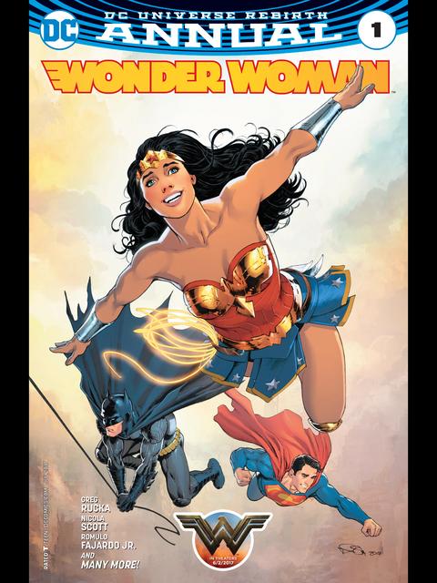 Wonder Woman (Rebirth) Annual #1