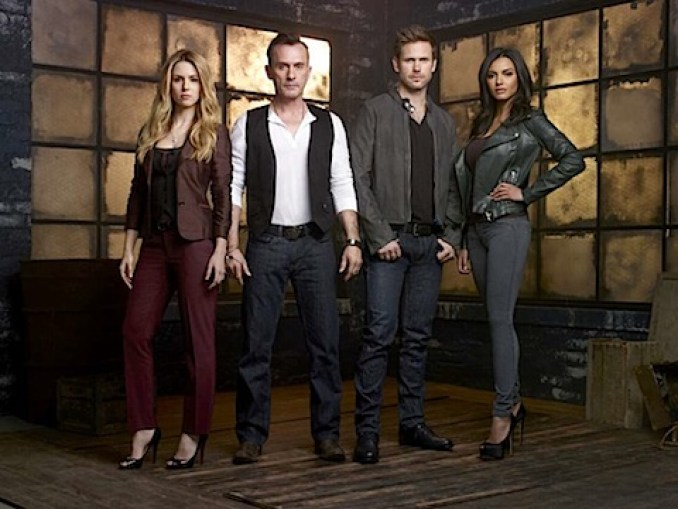 The CW's Cult cast