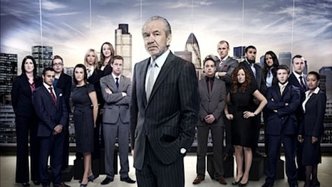 The Apprentice - series 5