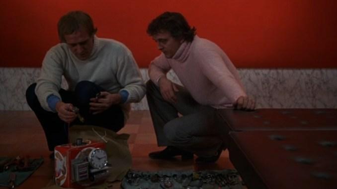 Richard Harris and David Hemmings in Juggernaut