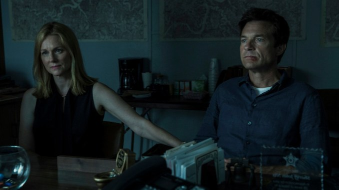 Jason Bateman and Laura Linney in Netflix's Osark