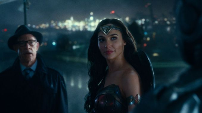 Diana in Justice League