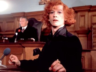 John Hurt in The Naked Civil Servant