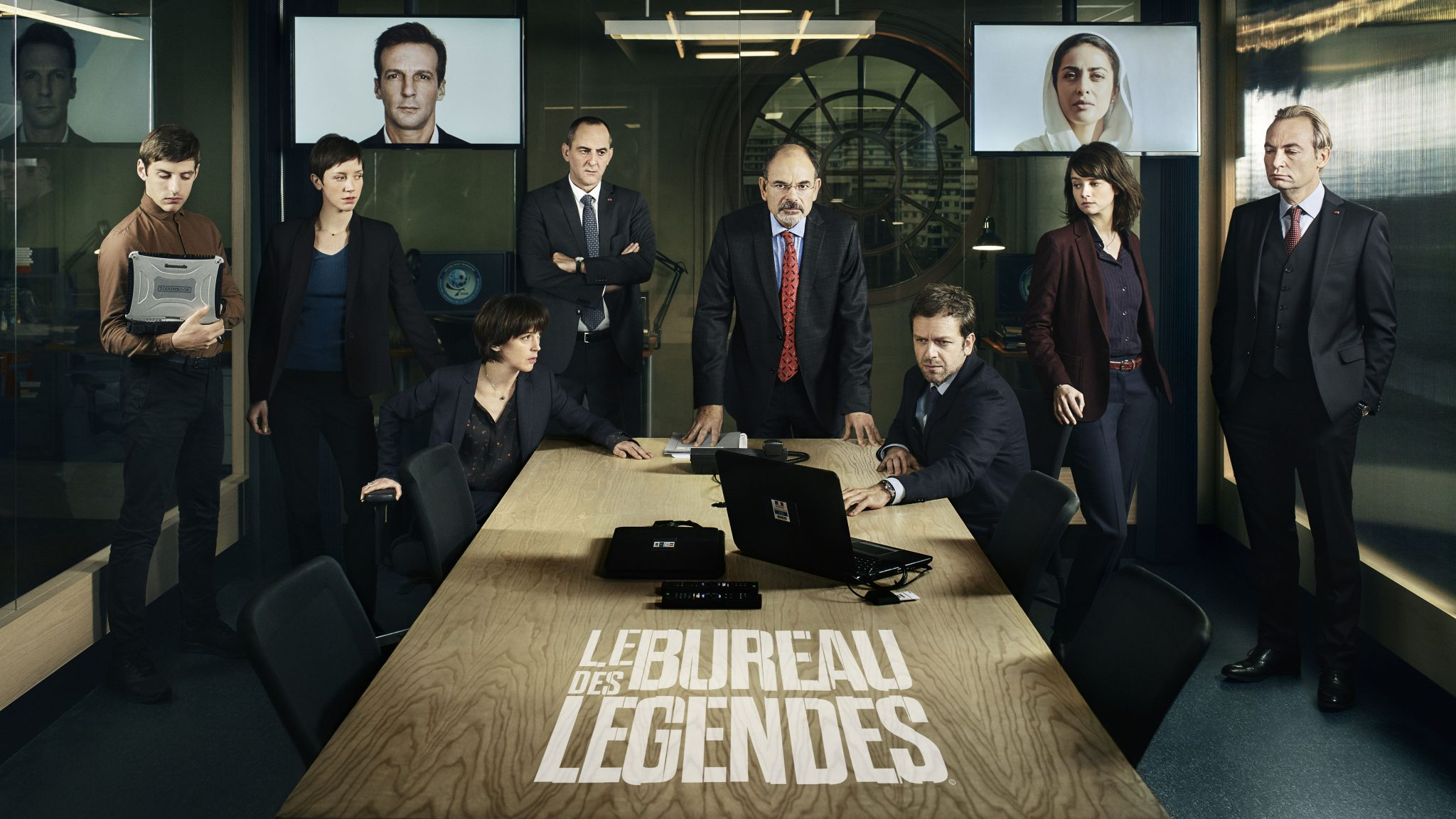 Totally serialized le bureau des légendes the bureau saison