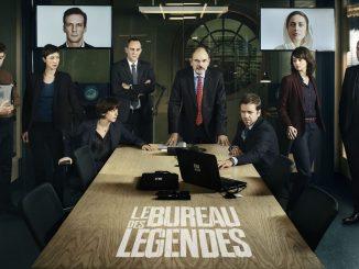Le bureau des légendes (Le Bureau)
