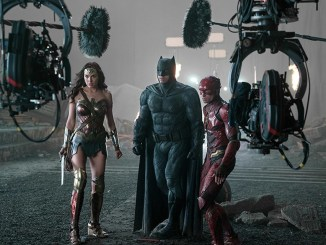Filming Justice League