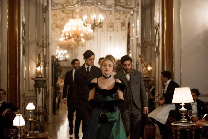 Dakota Fanning in The Alienist