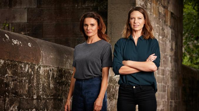 Anna Torv in Foxtel (Australia)'s Secret City