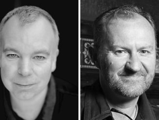 Mark Gatiss and Steve Pemberton