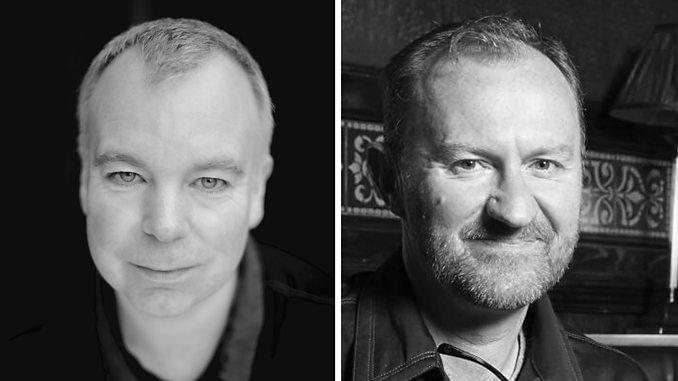 Mark Gatiss and Steve Pemberton