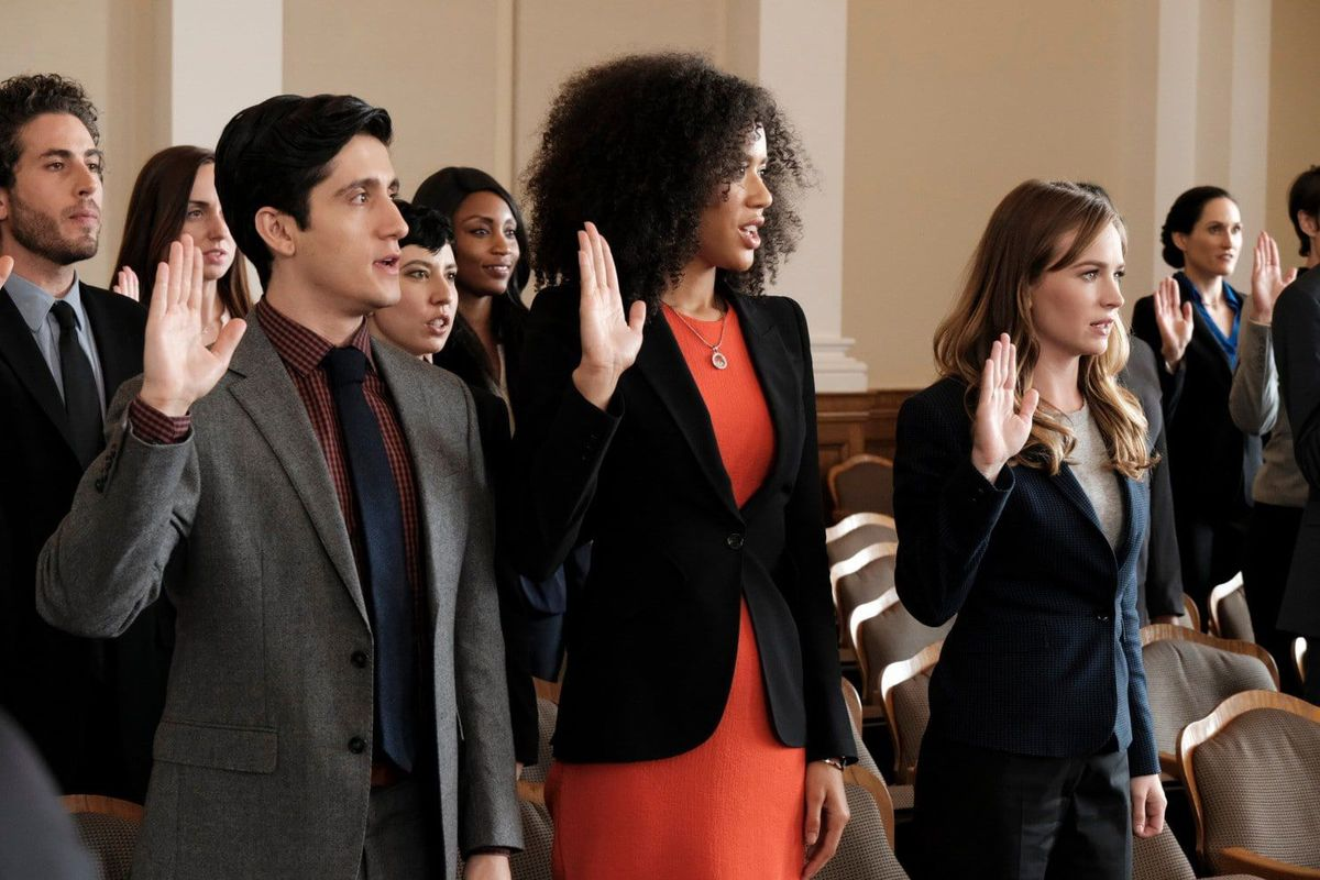 Review: For the People 1x1 (US: ABC)
