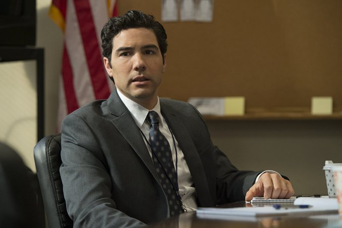 Tahar Rahim in The Looming Tower