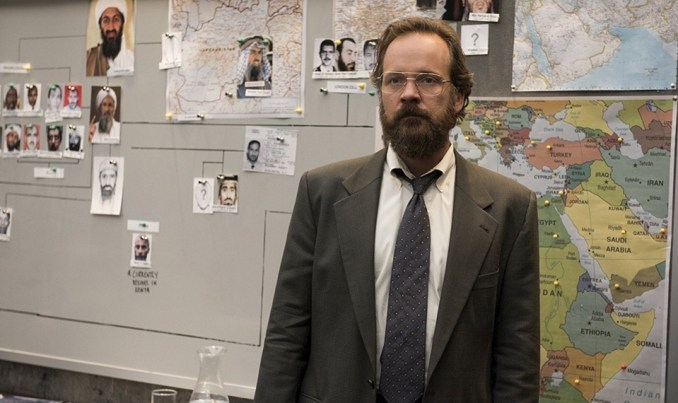 Peter Sarsgaard in The Looming Tower