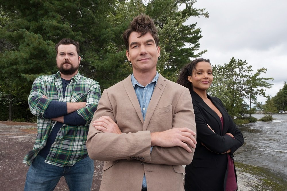 Review: Carter 1x1 (Canada: Bravo; UK: Alibi)