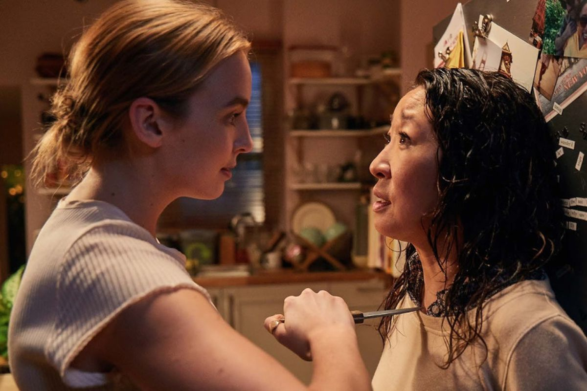 Review: Killing Eve 1x1 (US: BBC America; UK: BBC One/BBC Three)