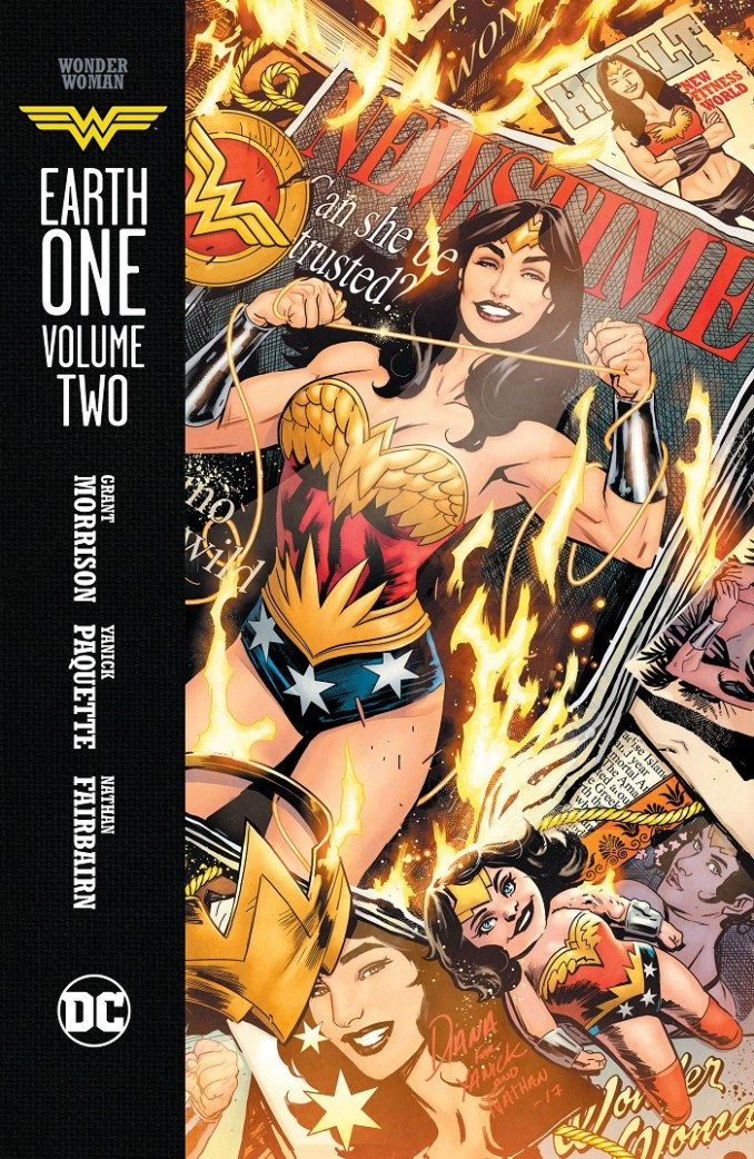 Wonder Woman Earth One Volume Two