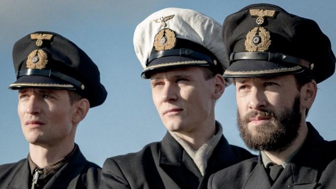 August Wittgenstein, Rick Okon and Franz Dinda in Das Boot