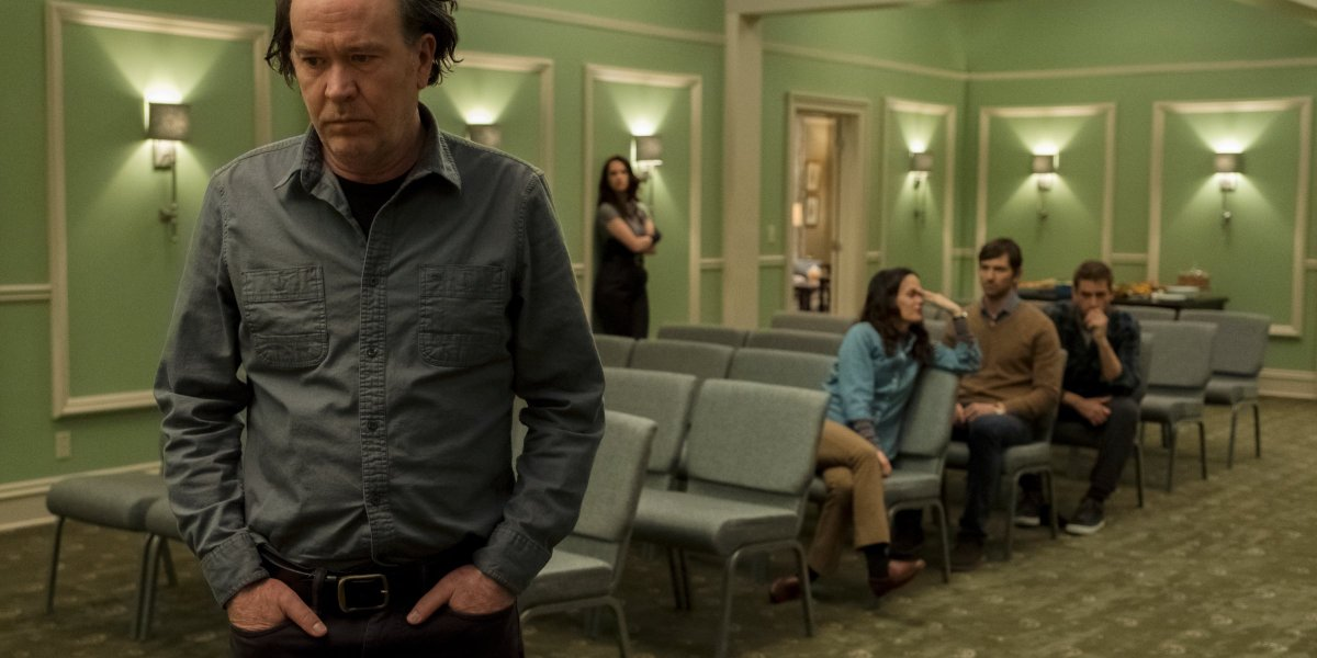 Fourth-episode verdict: The Haunting of Hill House (Netflix)