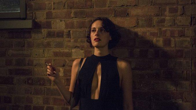 Phoebe Waller-Bridge in series 2 of Fleabag