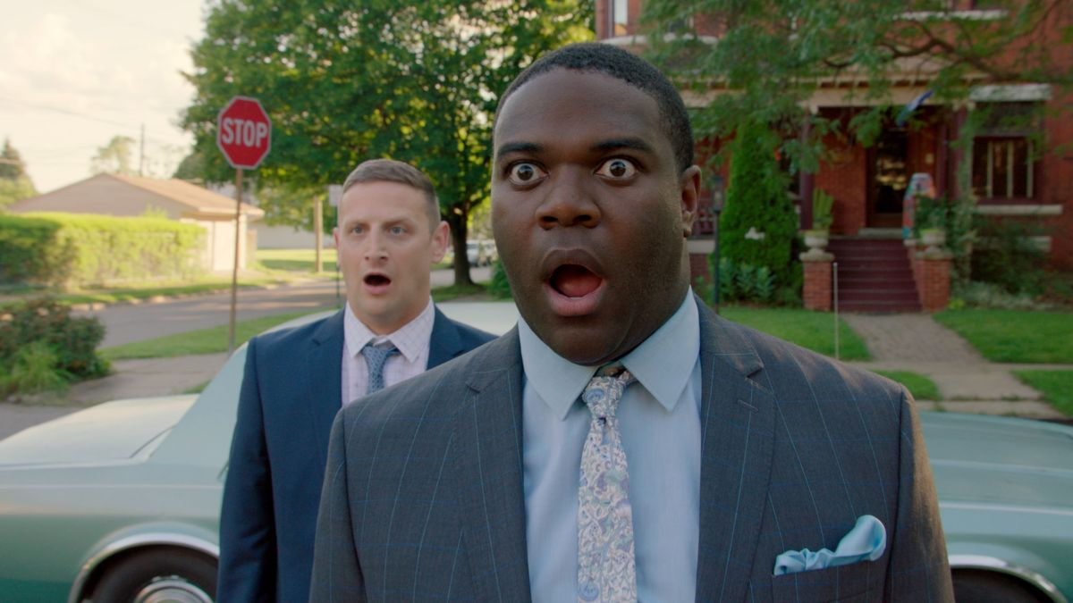 Detroiters cancelled; Get Shorty, Goliath renewed; + more