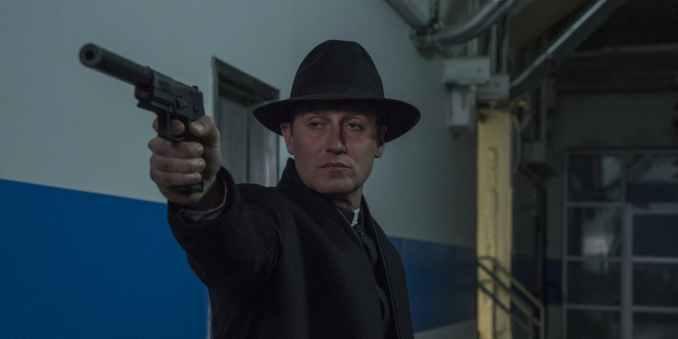 John Stewart as John Pilgrim