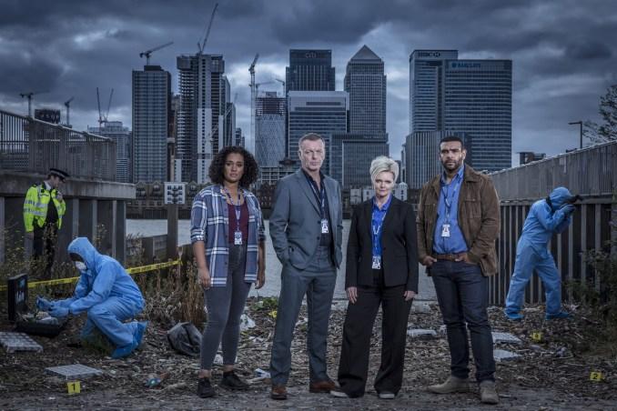Acorn TV's London Kills